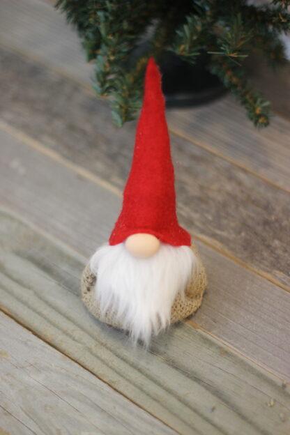 lavender filled farmhouse gnome