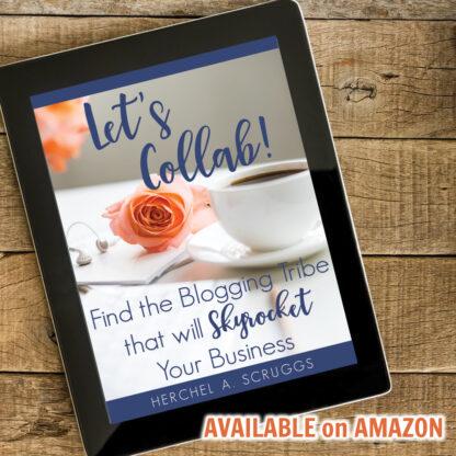 Let's Collab Blogging E-book